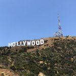 ハリウッドサインまでハイキング!(トイレ無いよw)